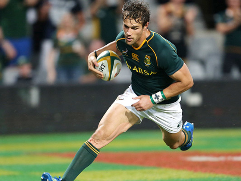 Large jj engelbrecht boks run