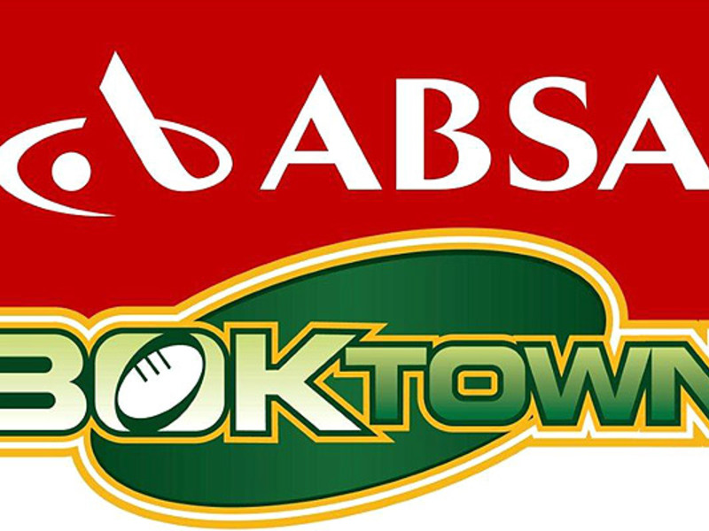 Large boktown stacked logo