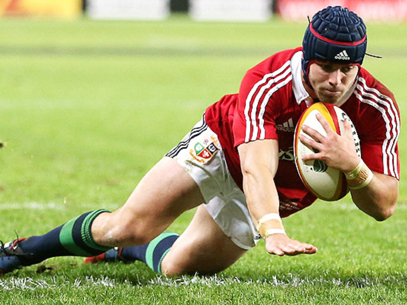 Large leigh halfpenny b i lions t