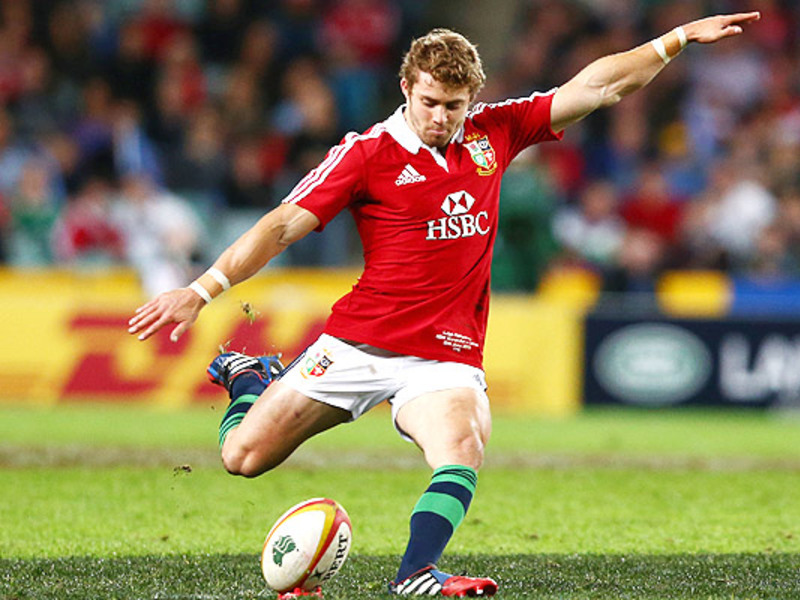 Large leigh halfpenny b i lions k