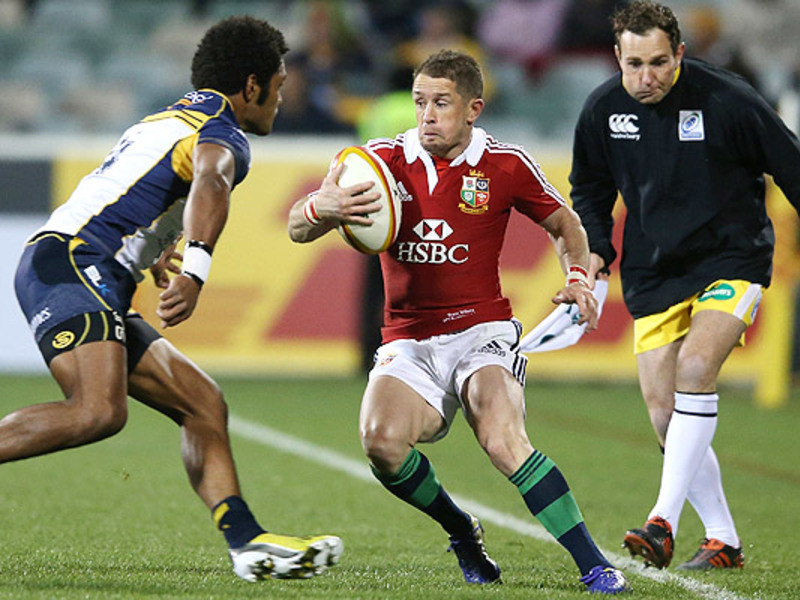 Large brumbies v b i lions