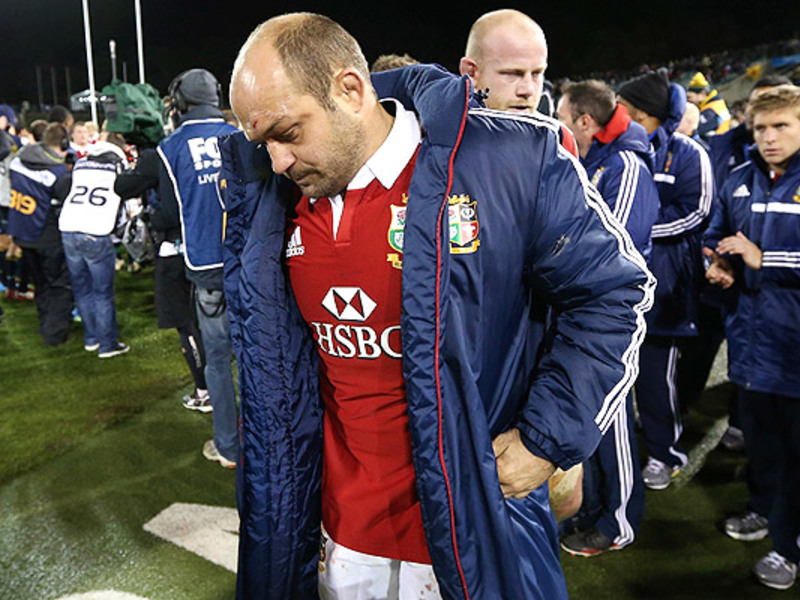 Large rory best b i lions dejecte
