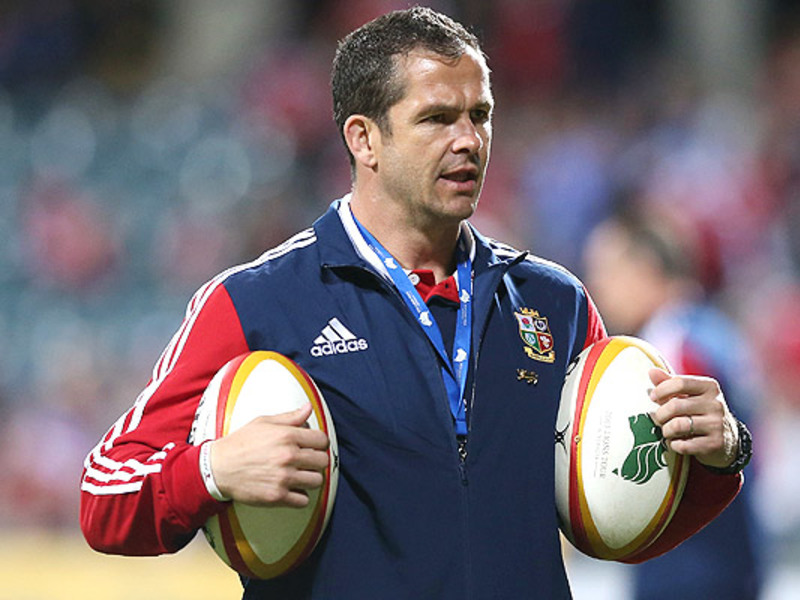 Large andy farrell balls
