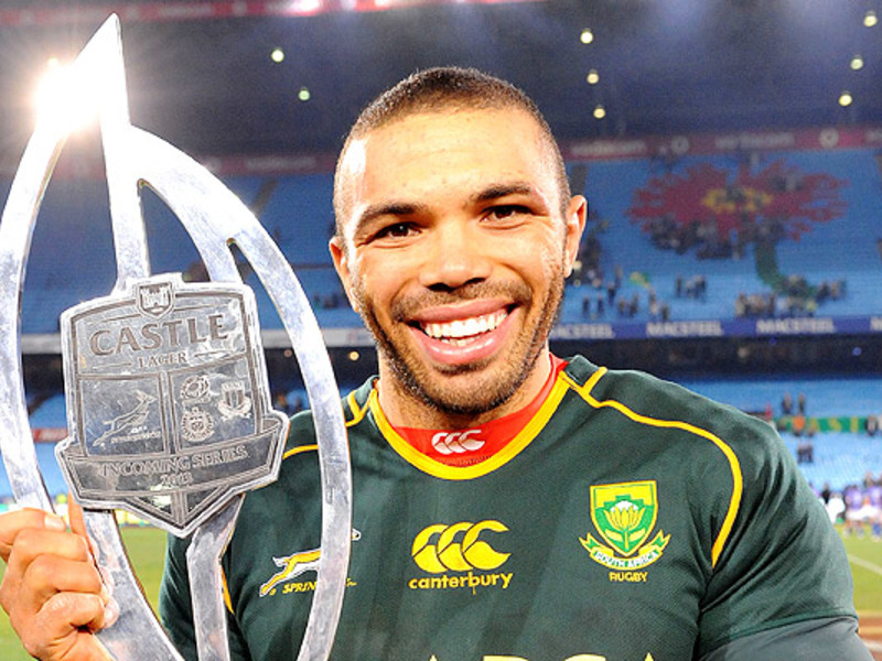 Large bryan habana trophy