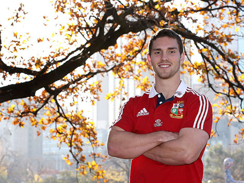 Large george north b i lions tree