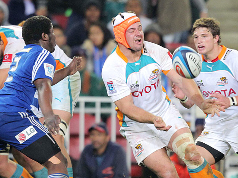 Large stormers v cheetahs