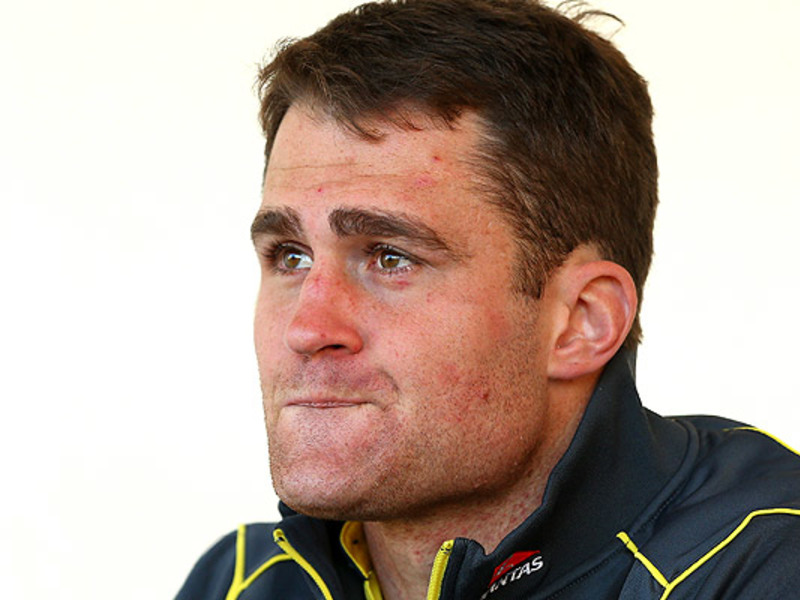 Large james horwill face emotion