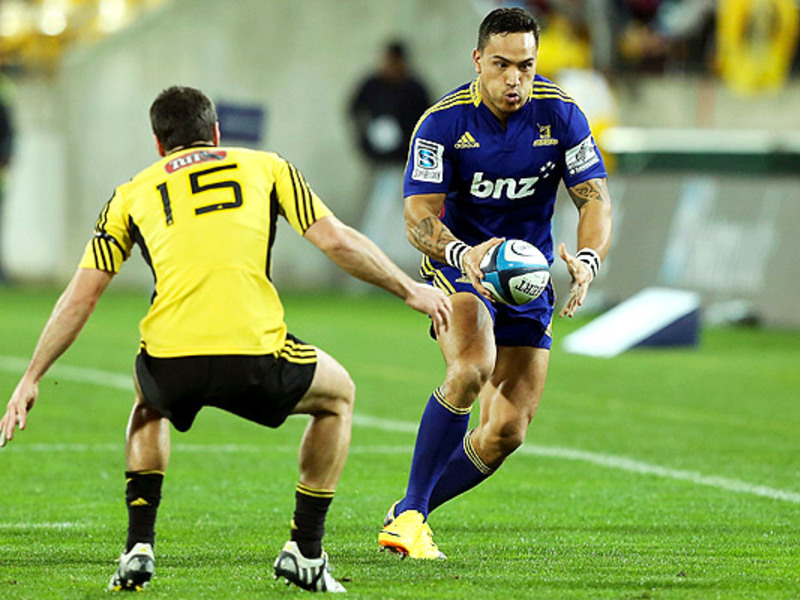 Large hurricanes v highlanders
