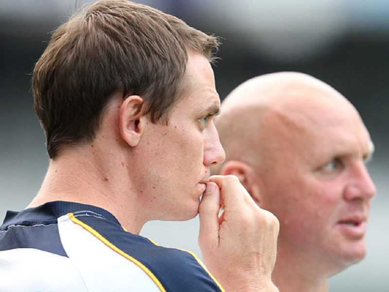 Large stephen larkham pensive