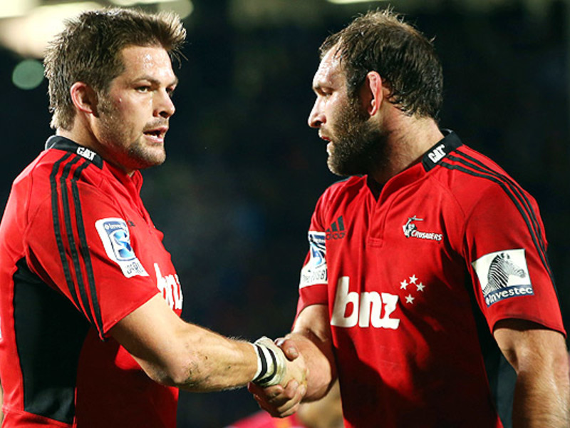 Large richie mccaw   george white