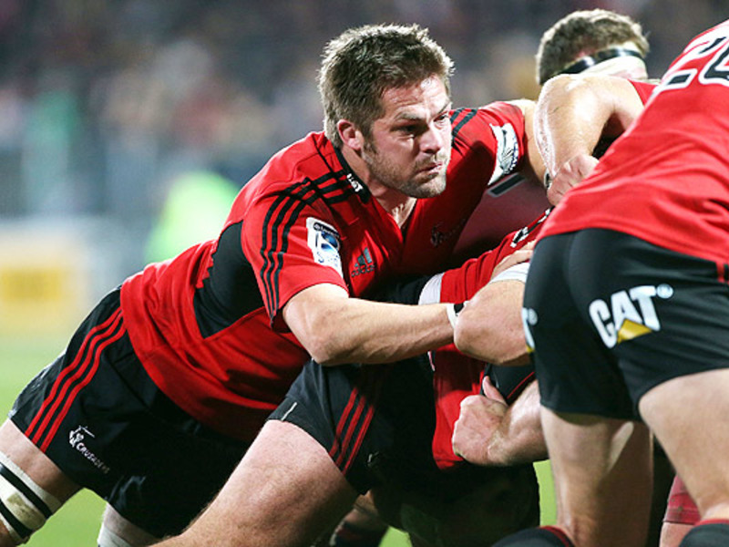 Large richie mccaw crusaders