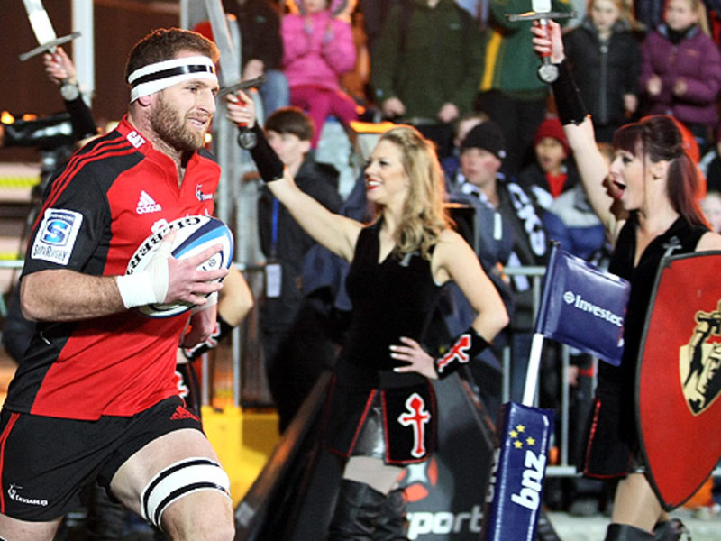 Large kieran read crusaders run o
