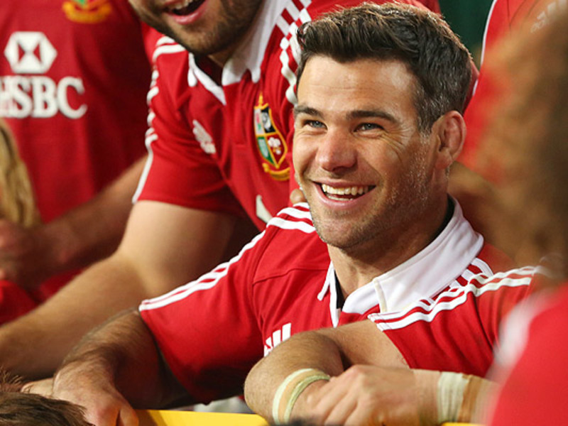 Large mike phillips b i lions fac