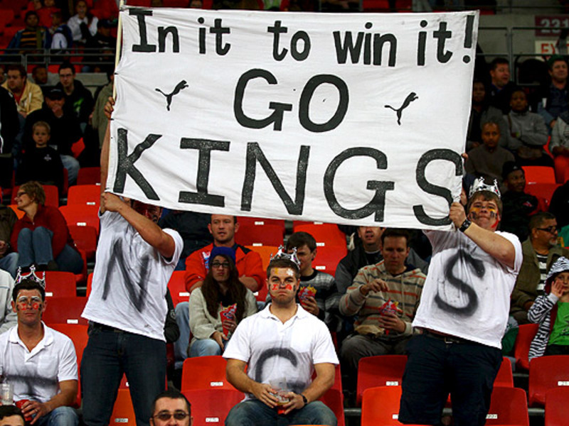 Large kings fans