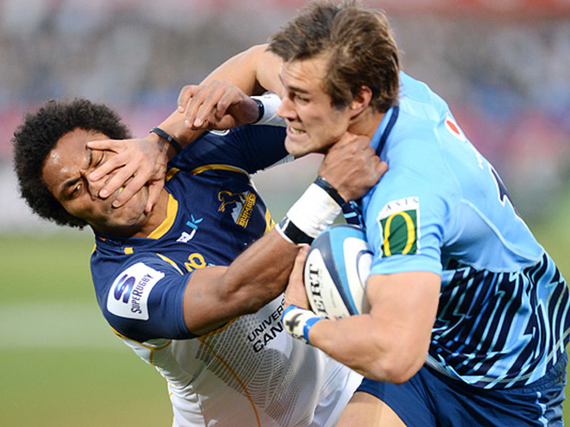 Large bulls v brumbies
