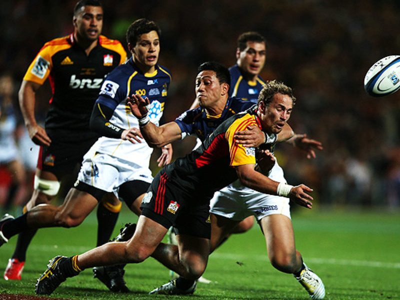 Large chiefs v brumbies