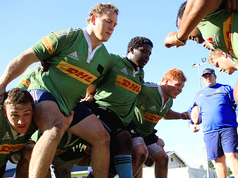 Large western province scrum