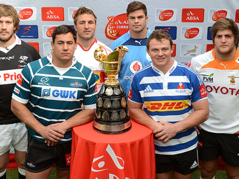 Large currie cup captains 2013