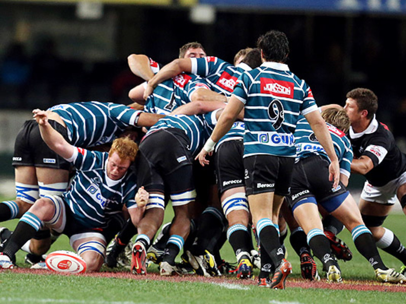 Large sharks v griquas