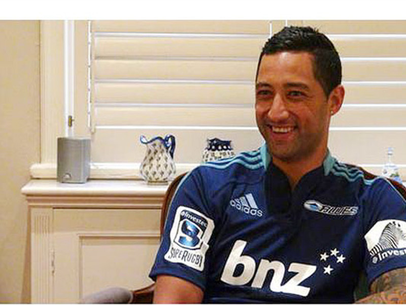 Large benji marshall blues
