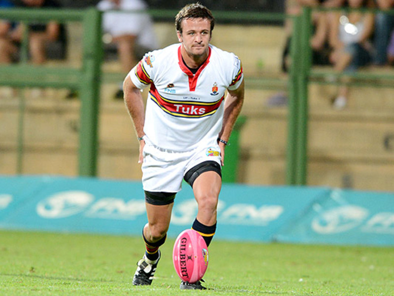 Large willie du plessis tuks