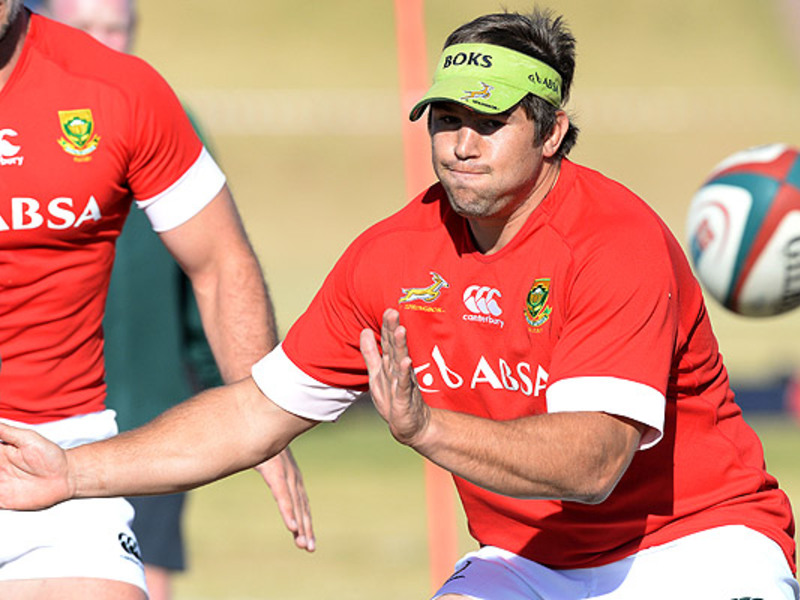 Large willem alberts boks train