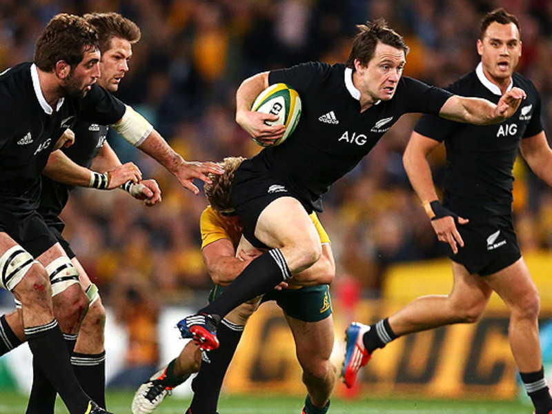 Large ben smith nz v aus