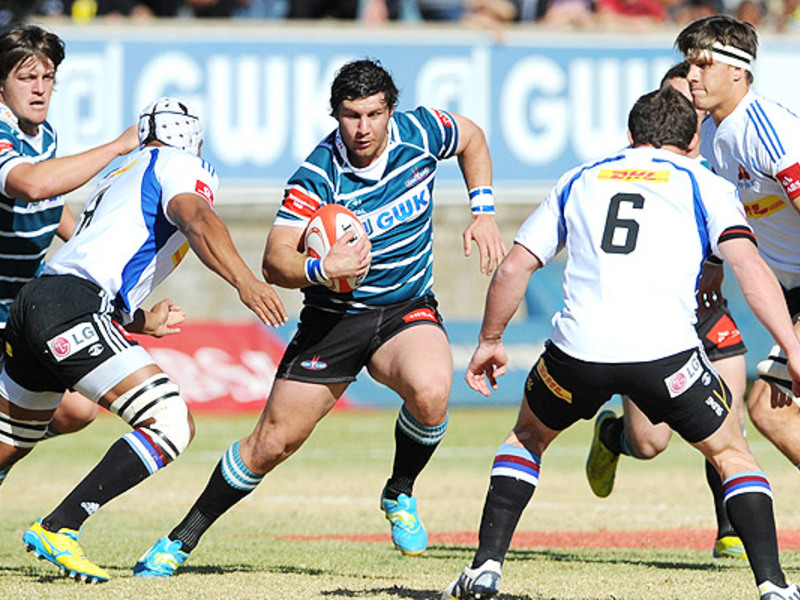 Large griquas v wp
