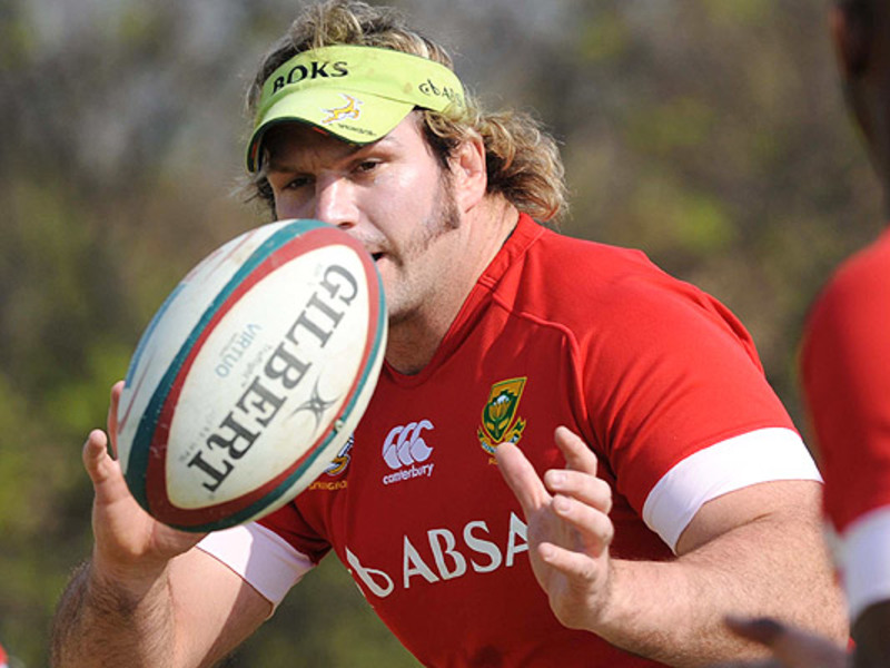 Large jannie du plessis boks ball
