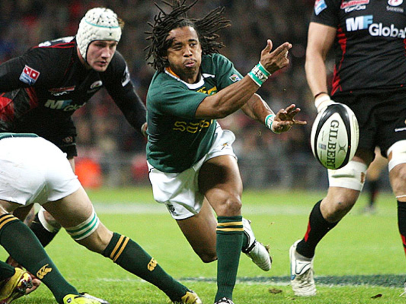 Large heini adams boks v sarries