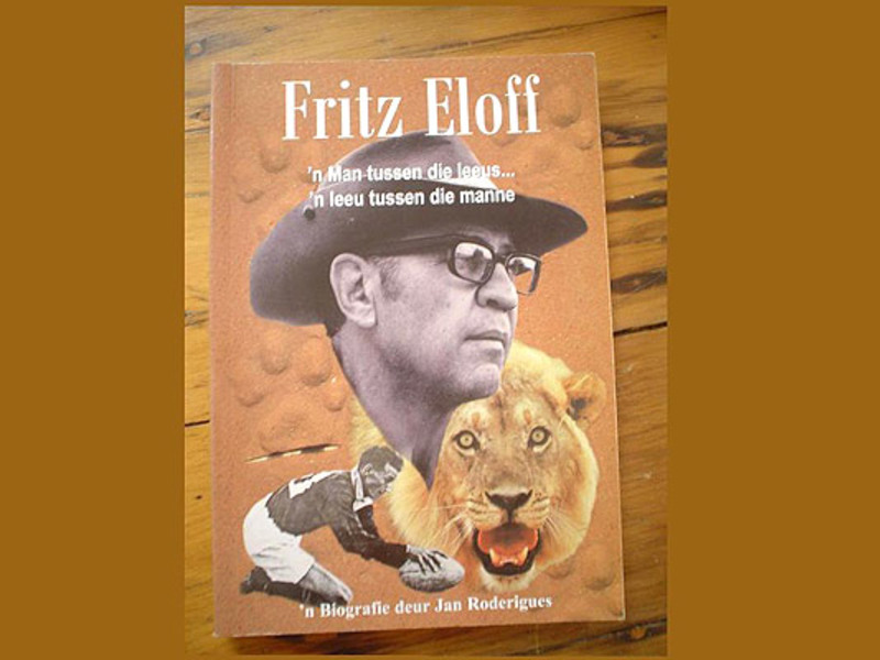 Large fritz eloff book