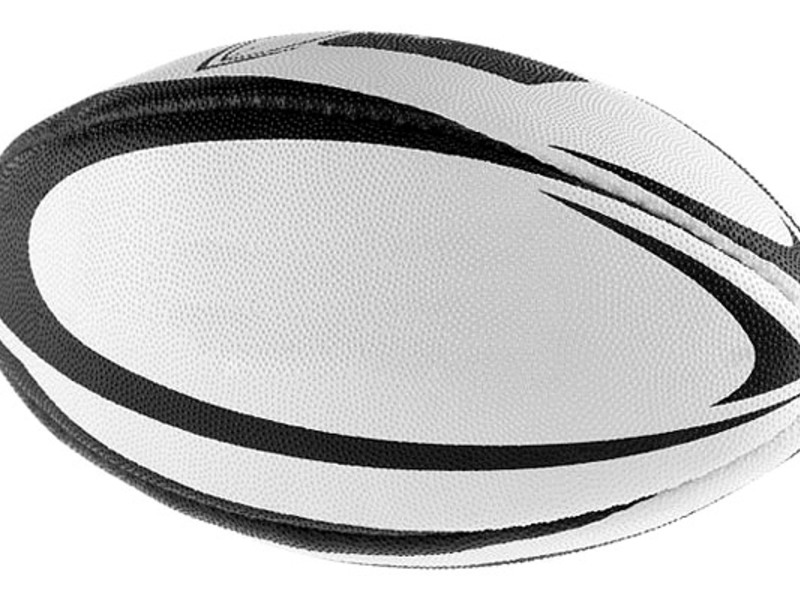 Large rugby ball general