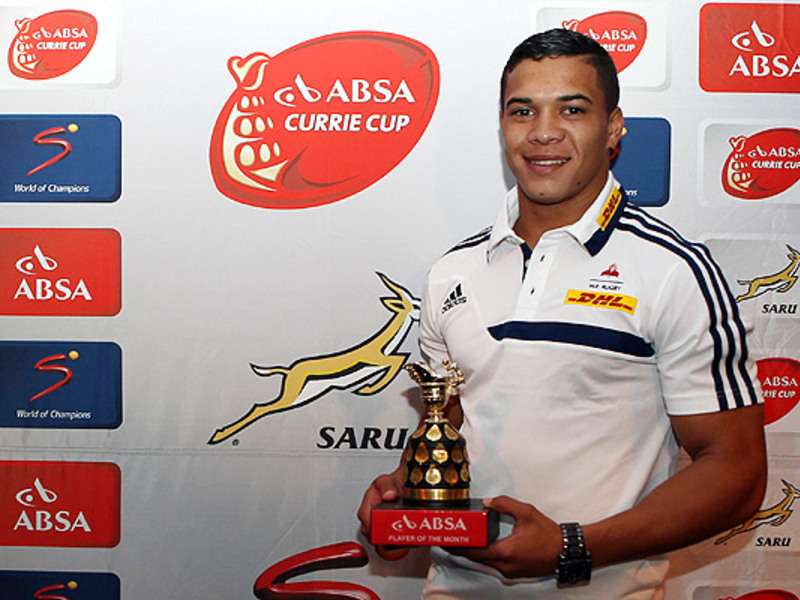 Large cheslin kolbe award