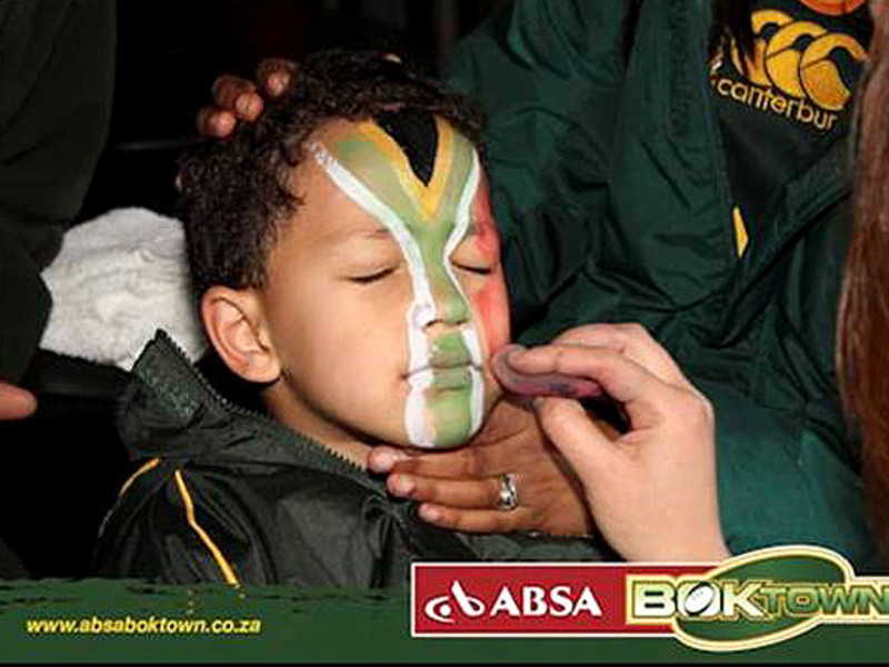 Large boktown fan