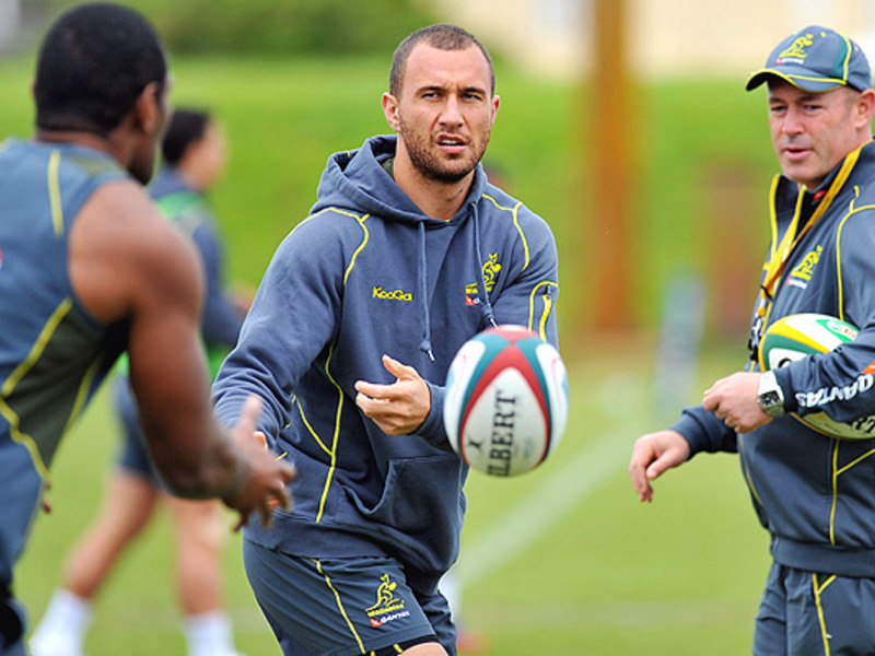 Large quade cooper aus train ct3
