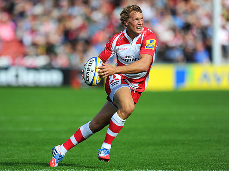 Large billy twelvetrees glouceste
