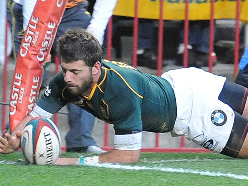 Large willie le roux boks try