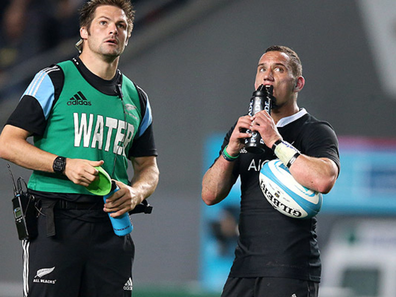 Large richie mccaw water boy