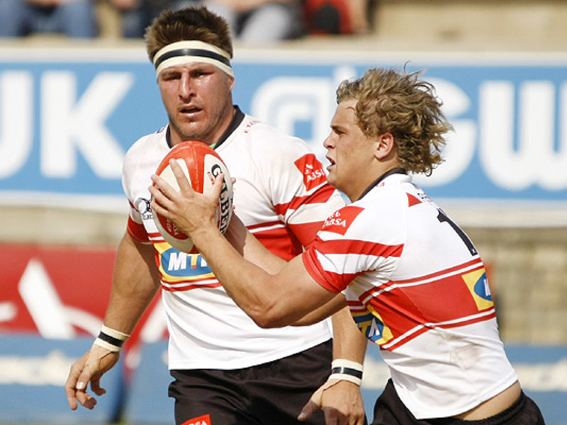 Large andries coetzee lions ball