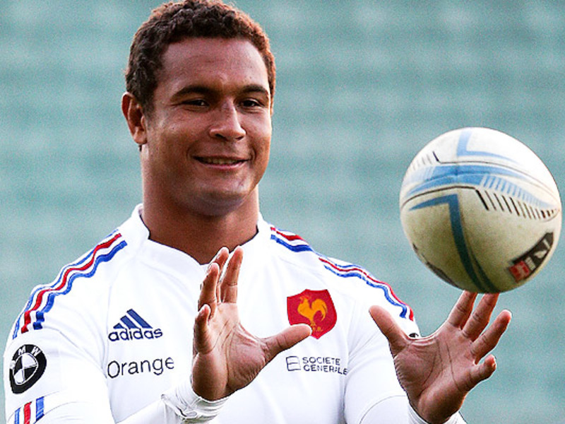 Large thierry dusautoir ball