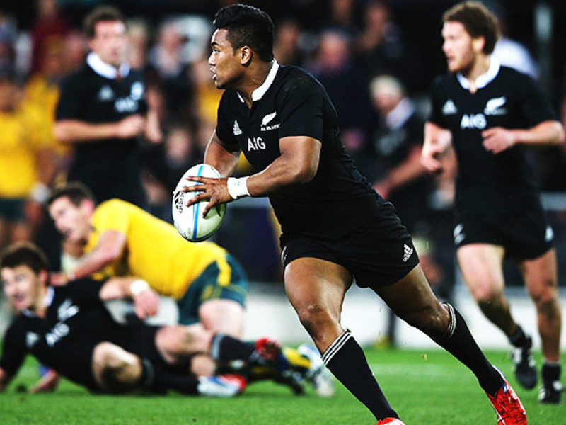 Large julian savea nz v aus