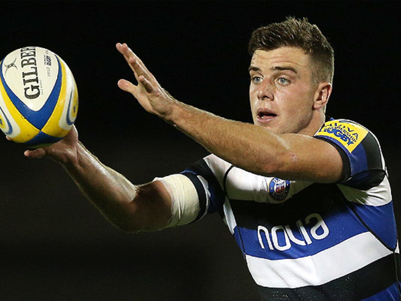 Large george ford