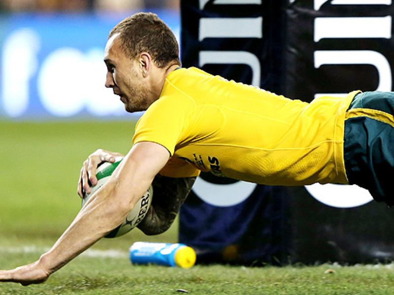 Large quade cooper try