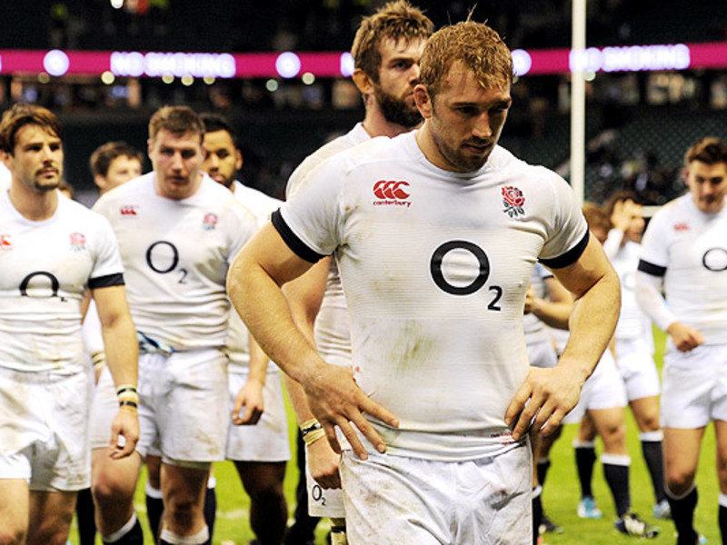 Large chris robshaw leads england