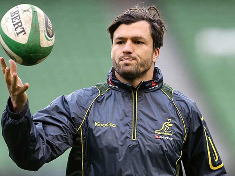 Large adam ashley cooper ball