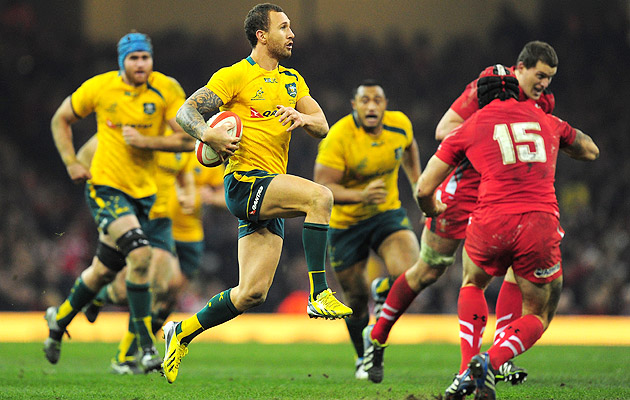 Rugby365 | Player ratings: Pure gold Quade Cooper Step