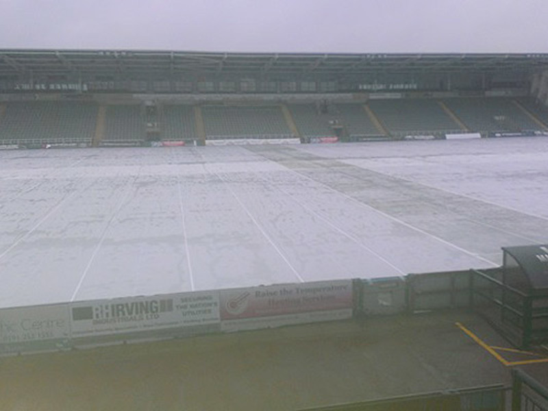 Large kingston park covered