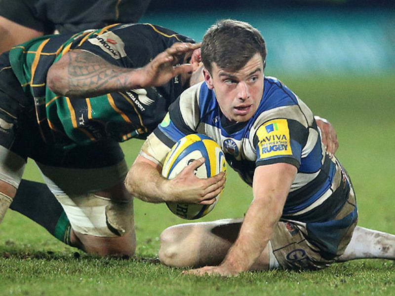 Large saints v bath