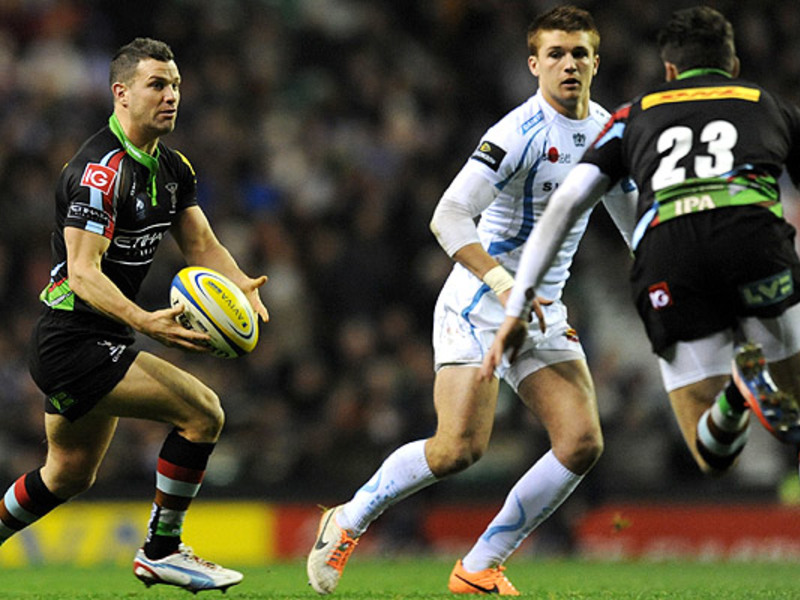 Large quins v chiefs