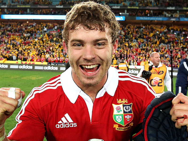 Large leigh halfpenny b i lions